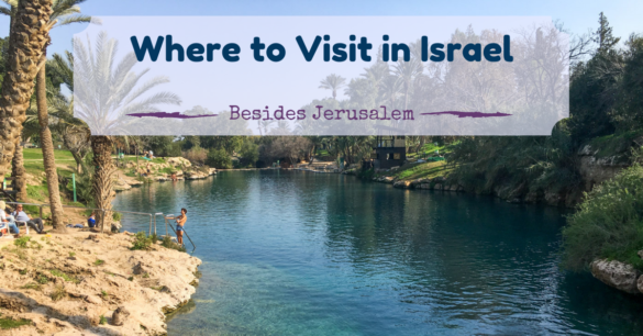 best things to do in israel