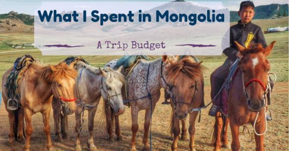 Mongolia Budget