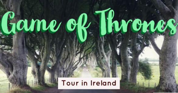 tour the game of thrones places