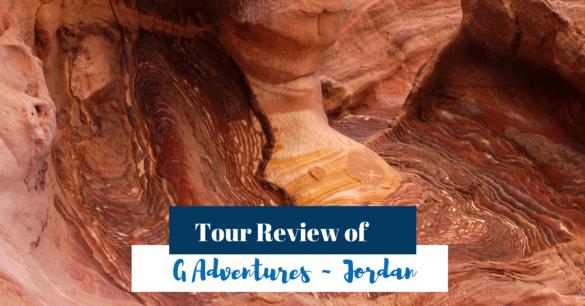 G Adventures Jordan Highlights