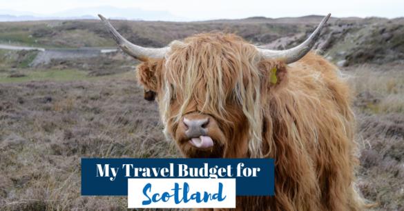 scotland trip costs