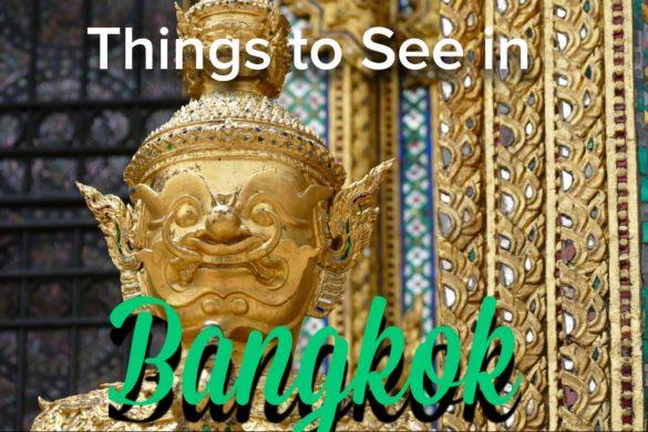 things to do in bangkok in 2 days